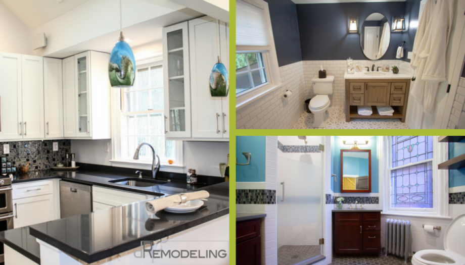 Does A Kitchen Or Bath Remodel Pay Off